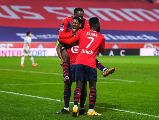 Francijas top 3 izcīna uzvaras, pārtrūkst Monaco bezzaudējumu sērija