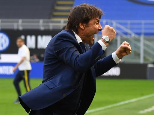 Juventus var palikt arī bez Čempionu līgas nākamsezon, Inter strauji pietuvojas čempionu titulam
