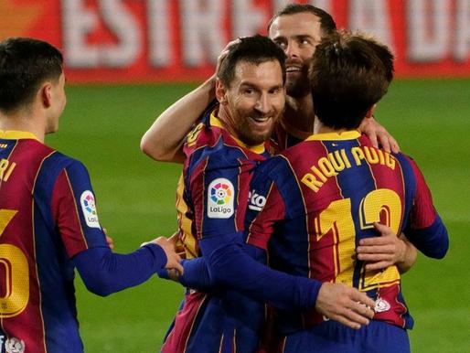 Spānijas Top-4 sāk kļūt neaizsniedzams