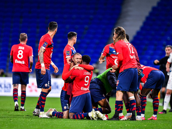 Baltijā spēlējušais Mofijs gūst hat-trick, Lille joprojām līderu lomā
