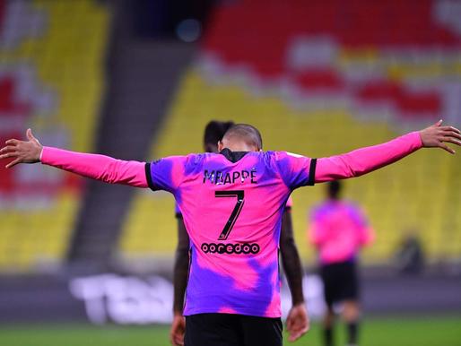 PSG atgriežas pirmajā vietā Ligue 1 tabulā, priekšā zelta spēle pret Lille