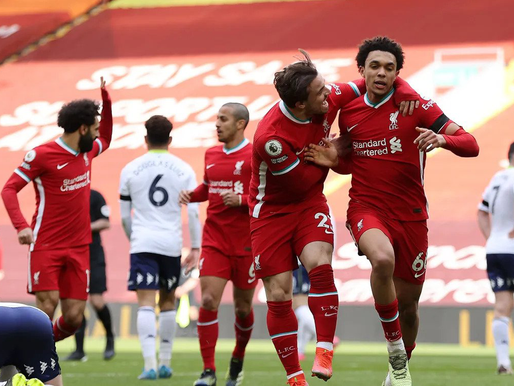 City negaidīts zaudējums, Liverpool pirmā uzvara Anfield šogad, Sulšera un Mourinju vārdu apmaiņa