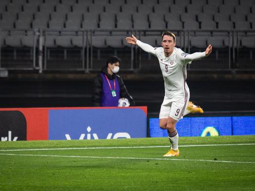 Pasaules kausa kvalifikācijas trešo spēļu apskats - Latvijai pirmais punkts, Vācija šokējoši zaudē