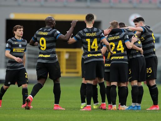Inter turpina soļot pretī titulam