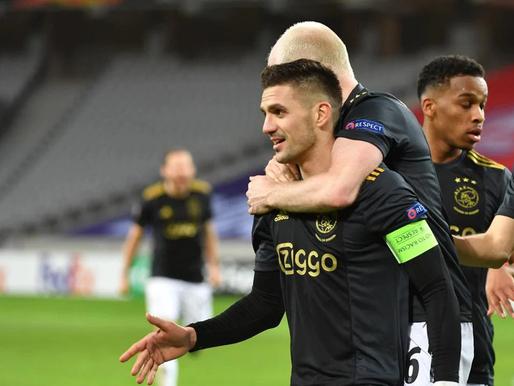 Vārtiem bagātas UEFA Eiropas līgas 1/16 fināla pirmās spēles