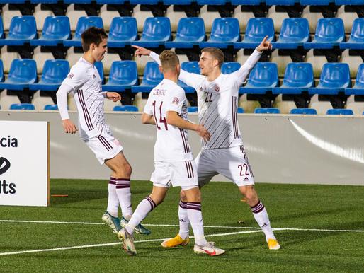 Jau rīt Latvijas valstsvienība uzsāks jauno kvalifikācijas ciklu - kas gaida mūsu izlasi šogad?