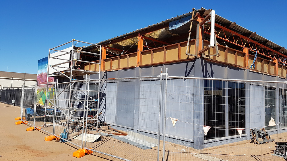 Rowe Partners Port Pirie office renovation project