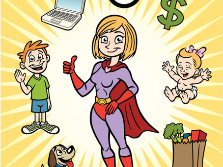 Becoming a budgeting superhero!
