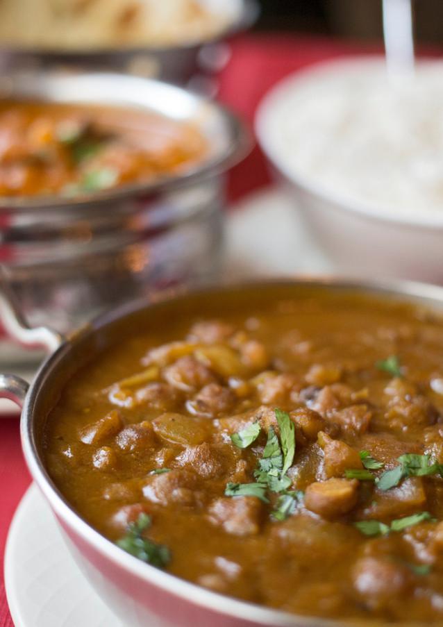 Organic Indian Dal Curry