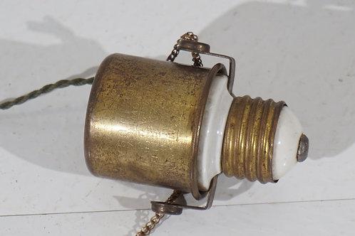 1908 Dim-a-lite Socket