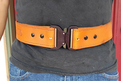 Fireman Turnout Belt