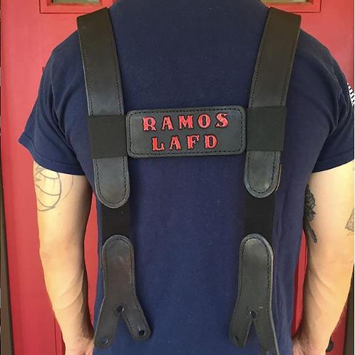 H-Back Firemen Suspenders