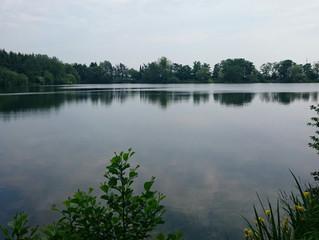 Großenasper See am 10. August 2019 gesperrt!