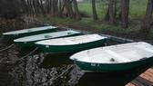 Boote am Seekamper See