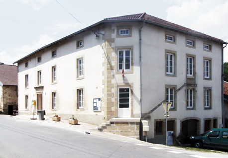 RENOVATION D'UNE MAIRIE DE VILLAGE