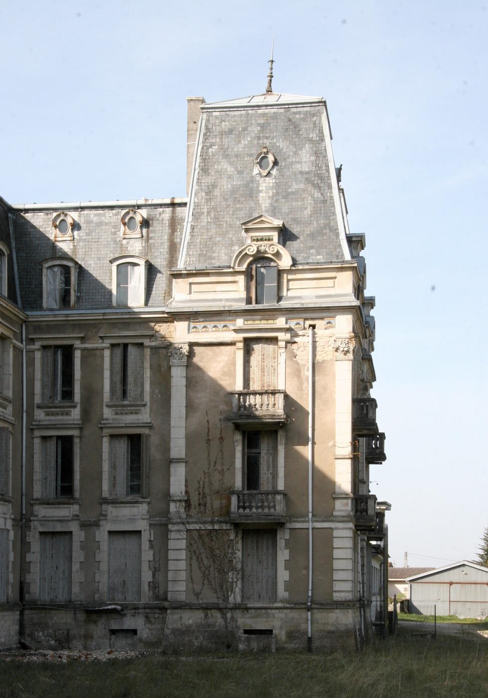REHABILITATION D'UN COMPLEXE HOTELIER THERMAL
