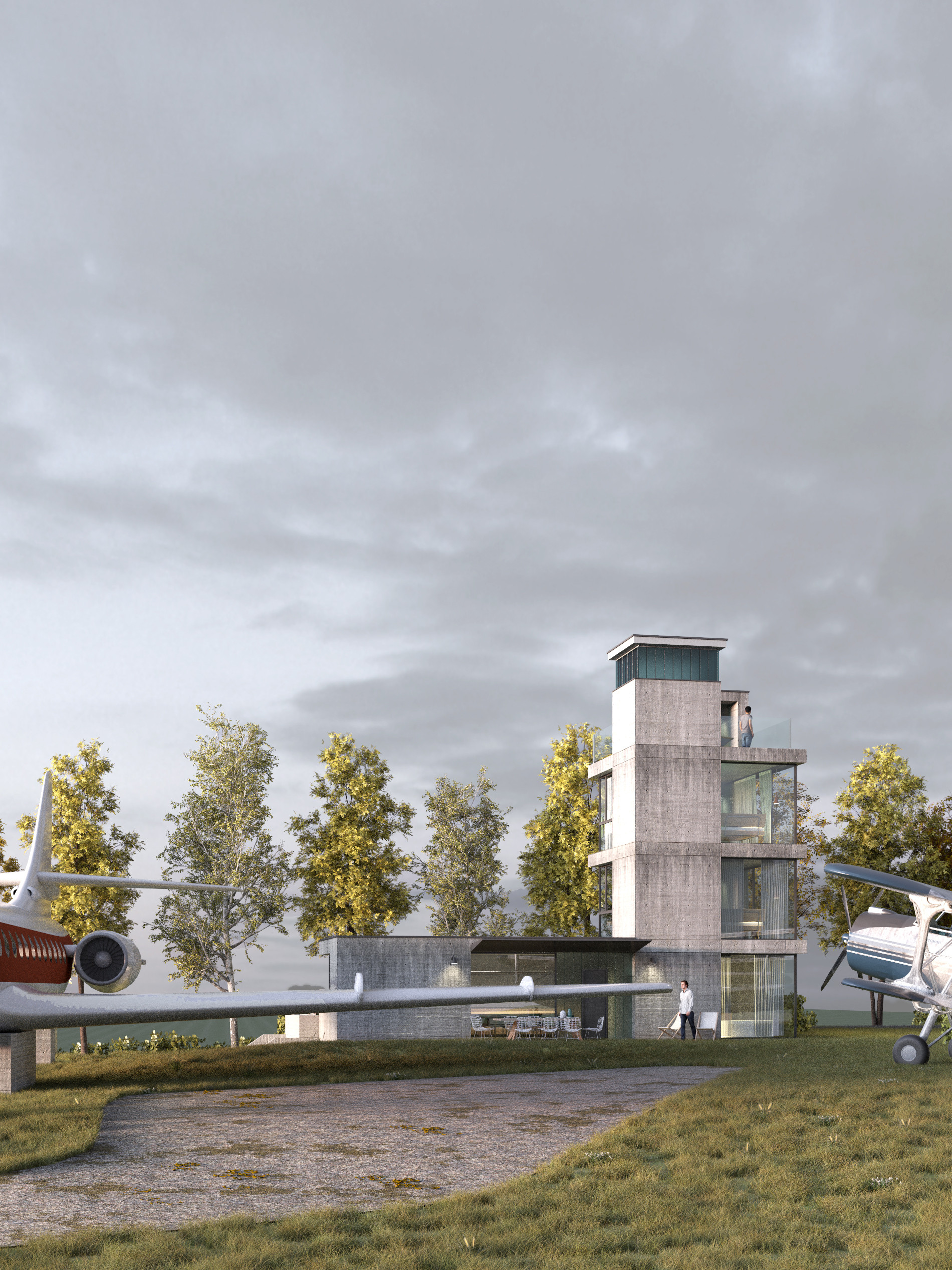 CONSTRUCTION D'UNE MAISON INDIVIDUELLE Etudes en cours | Xertigny (88) | 2019