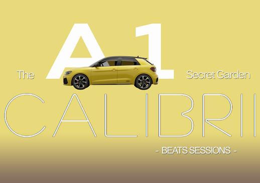 The Audi A1 Secret Garden