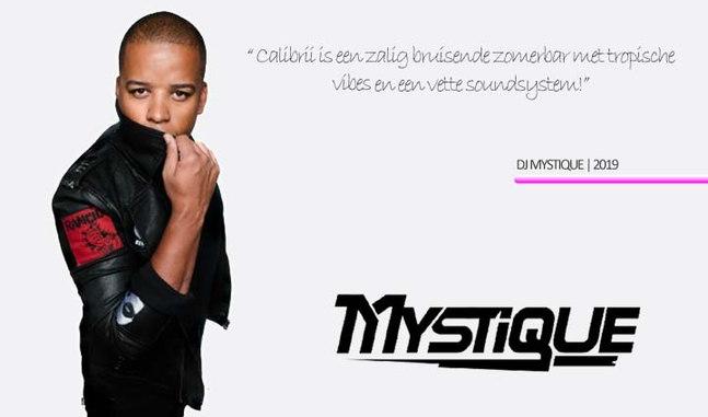 DJ MYSTIQUE @ Calibrii