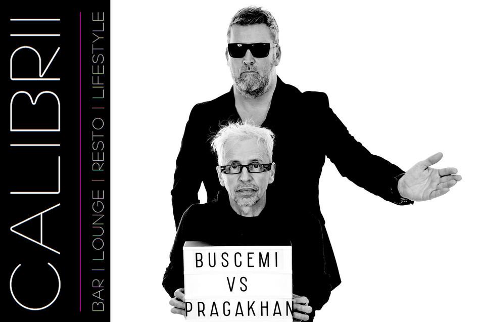 DJ BUSCEMI vs PRAGA KHAN