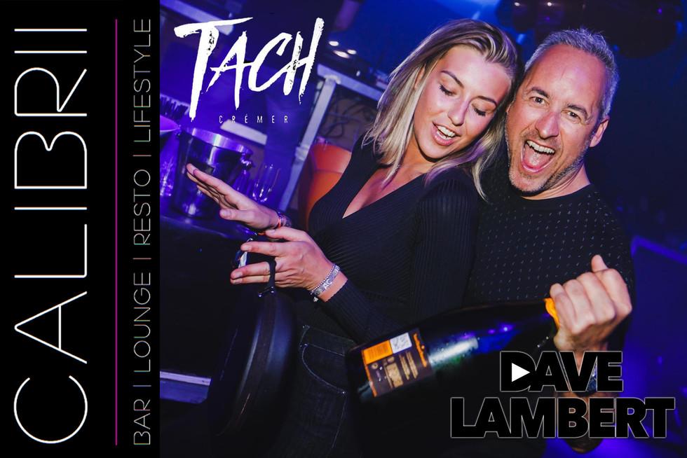 DJ TACH CREMER & DAVE LAMBERT