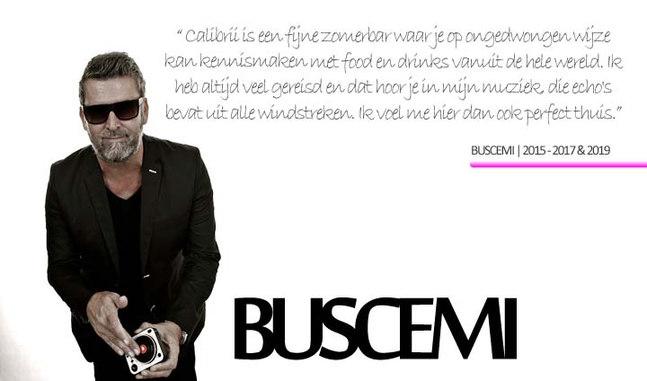 BUSCEMI @ Calibrii