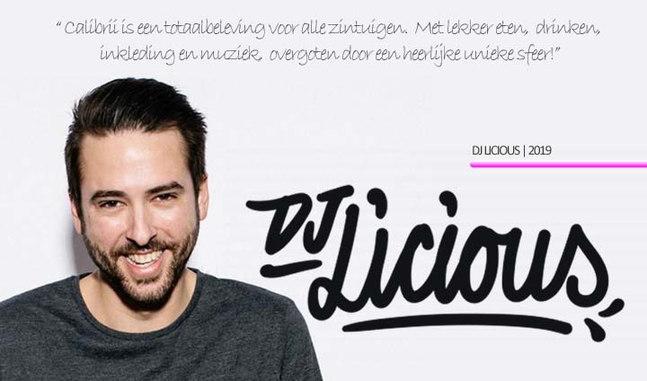 DJ LICIOUS @ Calibrii