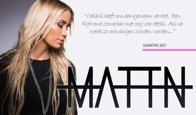MATTN @ Calibrii