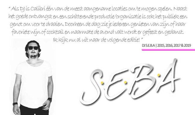 S.E.B.A @ Calibrii