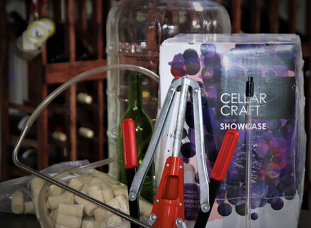 Equipment Needed To Make A Wine Kit
