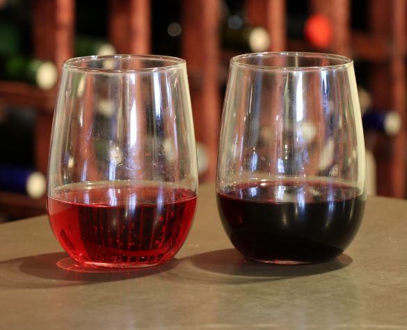 Homemade Rose Wine
