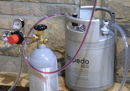 Small Kegging Systems for Home Winemakers
