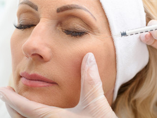 What are the common side-effects of Botox?