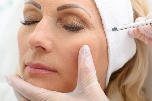 common side-effects of Botox