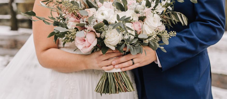REAL WEDDING || Matt & Kelsey