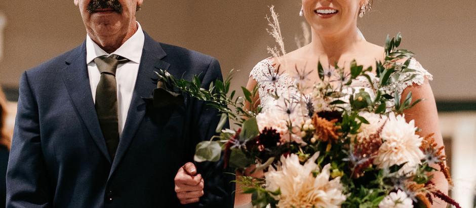 REAL WEDDING || Jake & Hannah