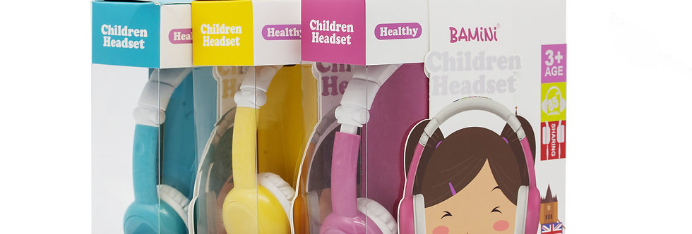 BAMiNi Healthy Foldable Wired Headphone