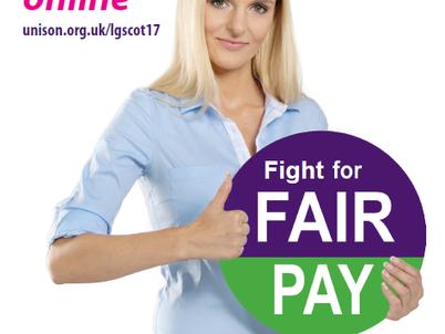 Consultative Ballot Fair Pay 2017