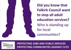 What do services mean to you: https://www.surveymonkey.co.uk/r/Falkirkcuts