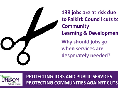 Response from Elaine Smith MSP - Save Our Local Services