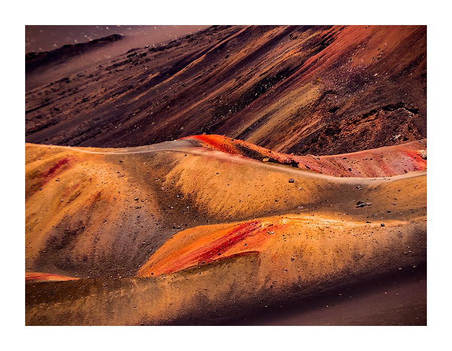 Haleakalā detail