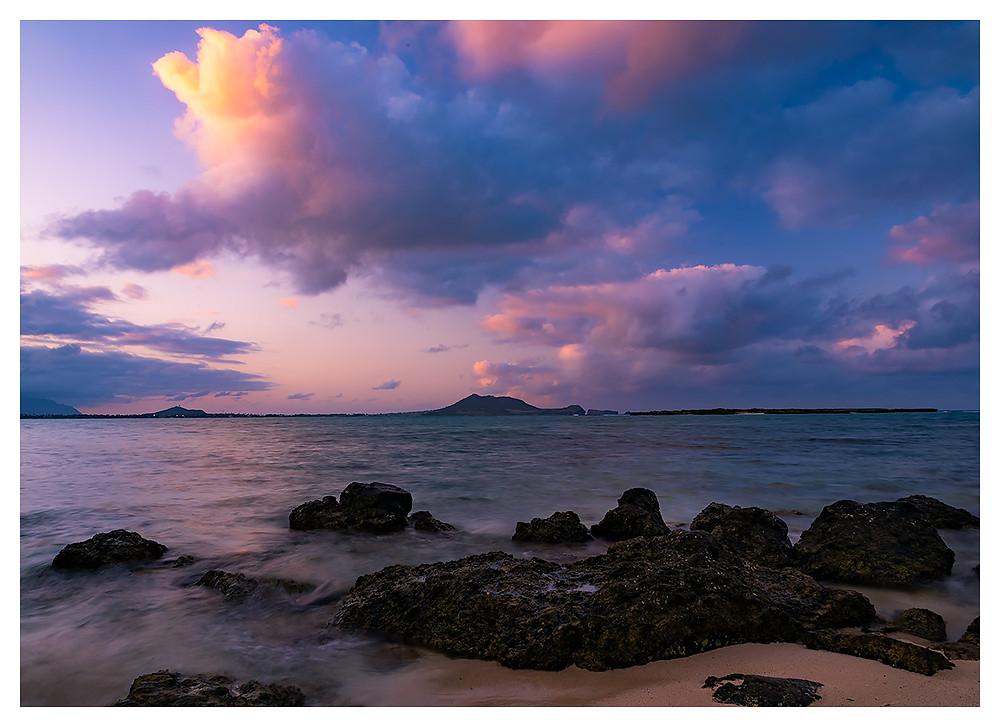 Kailua Sunset, Oahu by Dan 2019