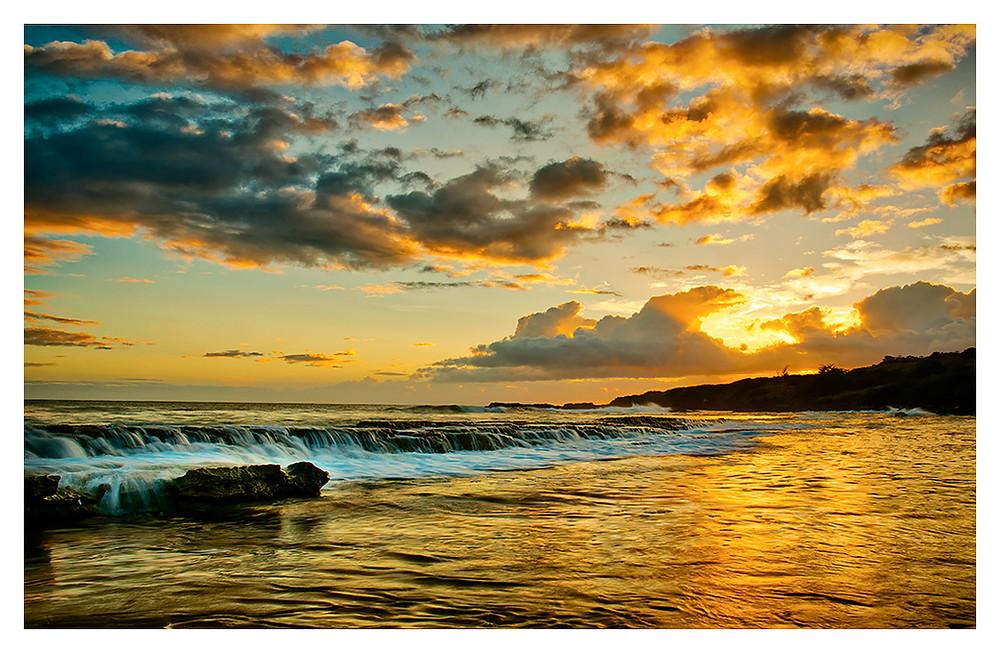 Salt Ponds Beach Park, Kauai - Copyright Dan Rice 2018
