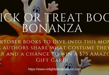A #Bookish #Halloween Bonanza & #Giveaway