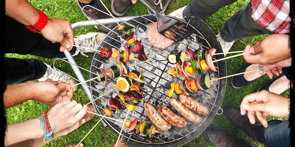 BBQ at John D Morgan Park