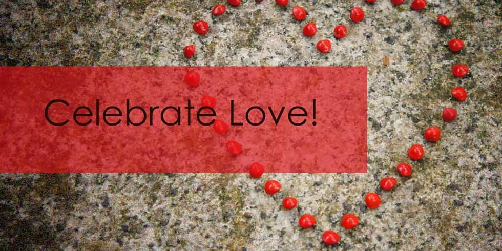 We Practice English: Celebrating Love