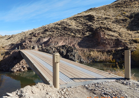 Bruneau Canyon Bridge