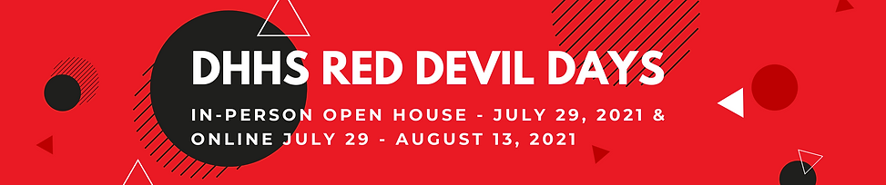 2021 DHHS Red Devil Days Banner.png