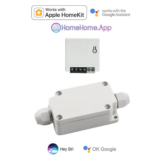 Smart Home Plastic IP67 Box Apple HomeKit