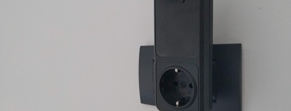 Case Mini Box Module WiFi Wall Plug Smart Electrical Socket Accessory EU